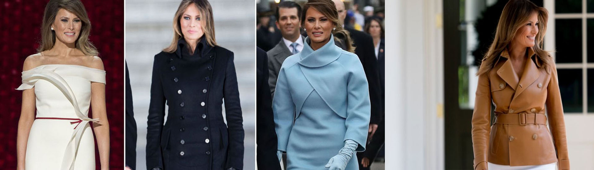 Melania Trump Fashion Icon