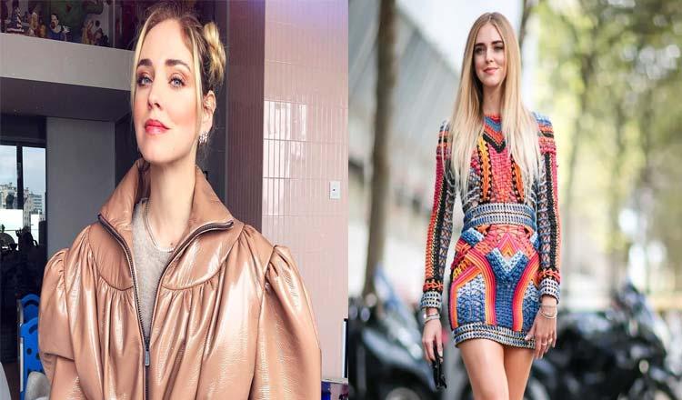 Chiara Ferragni Fashion Influencer