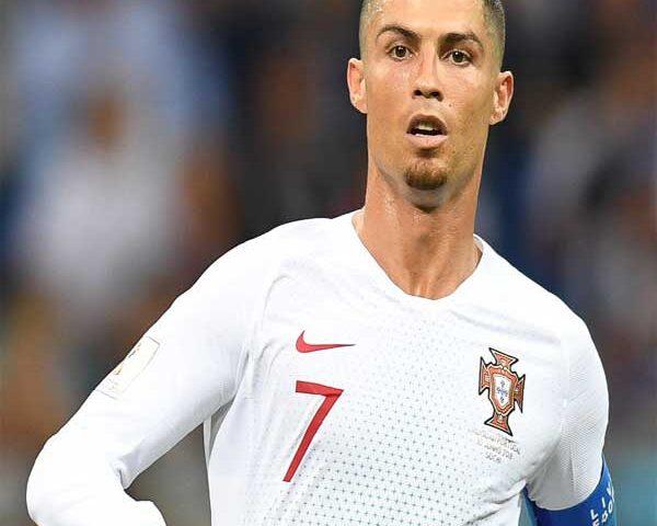 Cristiano-Ronaldo-highest-paid Celebrity