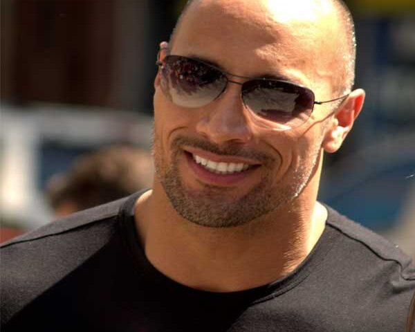 Dwayne-Johnson-Highest-paid Celebrity