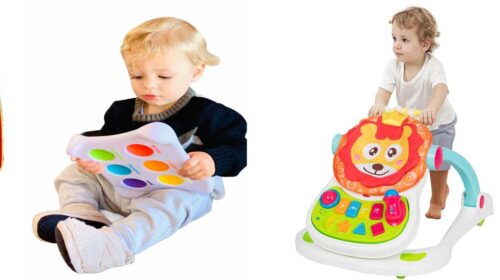 brain development toys for 1 year old