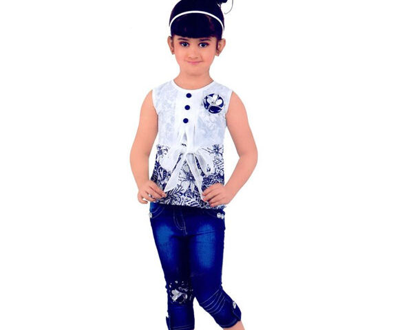 jeans-kids-birthday-Dress