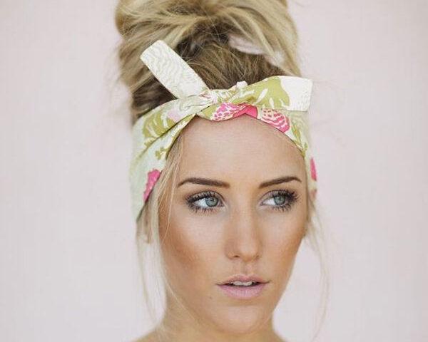 Head-scarf-summer fashion Trend 2021