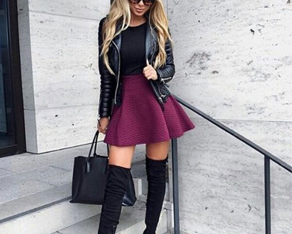 Knee-high-boots-summer-Fashion-Trend-2021