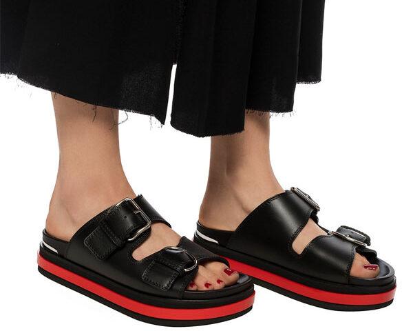 Alexander  McQueen Designer Sandals for women