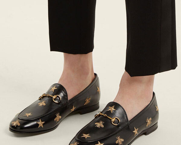 Gucci Jordaan Designer Loafers for Women