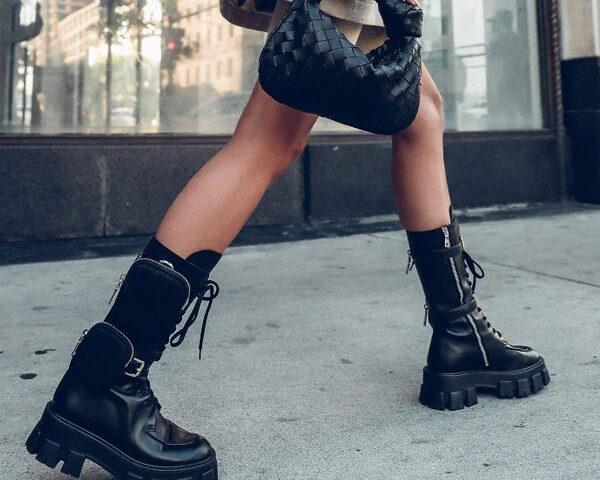 Prada Designer Boots for women