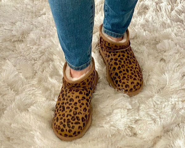 UGG's  Classic Ultra Mini Designer shoes for women