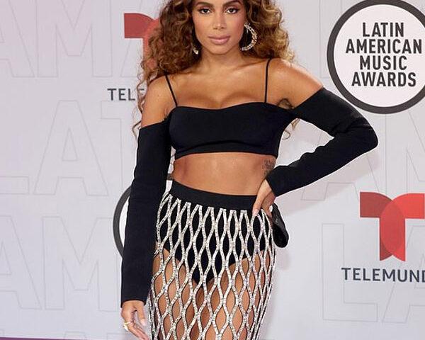 Anitta-Latin American Music Awards 2021 Winner