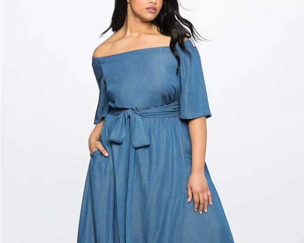 Oversized-dress-for-plus-size