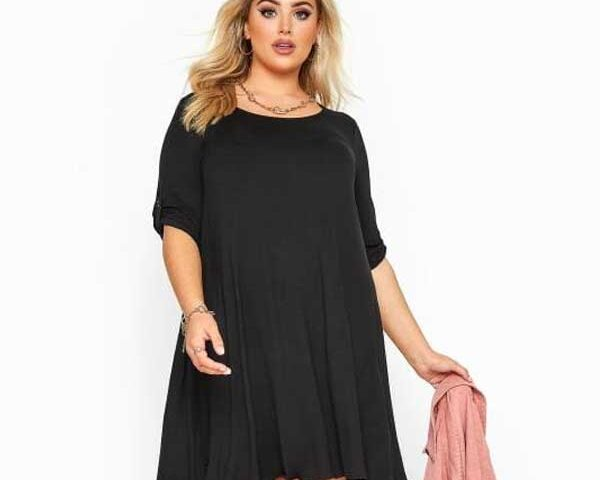 Swing-dresses-for-plus-size